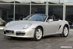 Picture of 2005 Porsche 987 Boxster manual SOLD