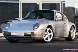 Picture of 1998 Porsche 993 Carrera 4 manual coupe SOLD