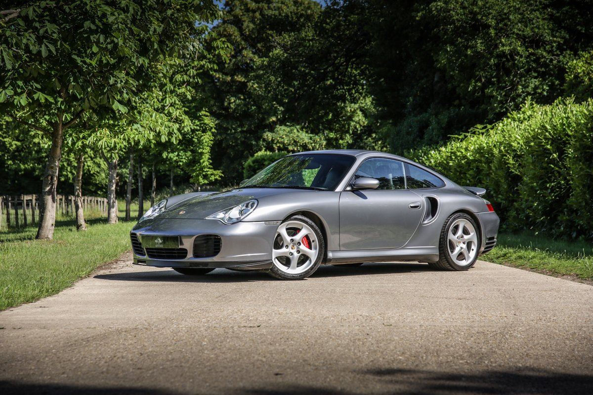 2001 Porsche 996 Turbo Coupe For Sale (picture 1 of 20)