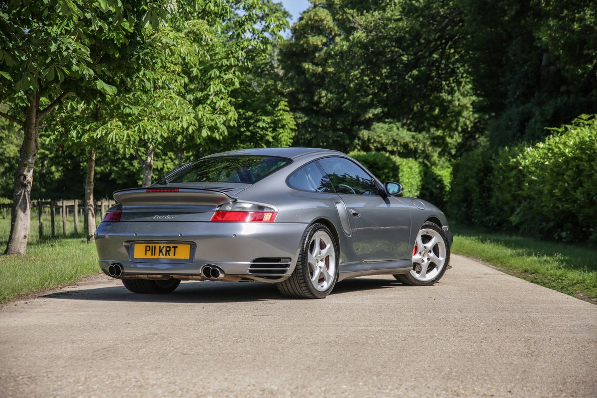 2001 Porsche 996 Turbo Coupe For Sale (picture 2 of 20)