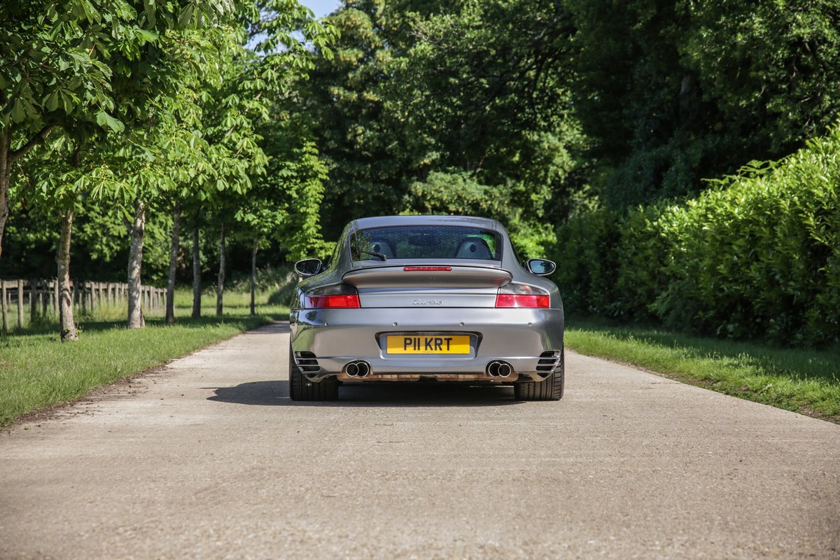 2001 Porsche 996 Turbo Coupe For Sale (picture 4 of 20)