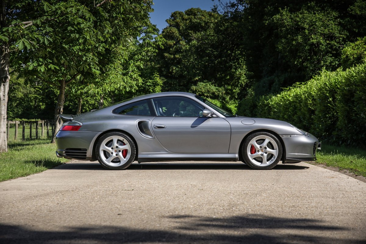 2001 Porsche 996 Turbo Coupe For Sale (picture 5 of 20)