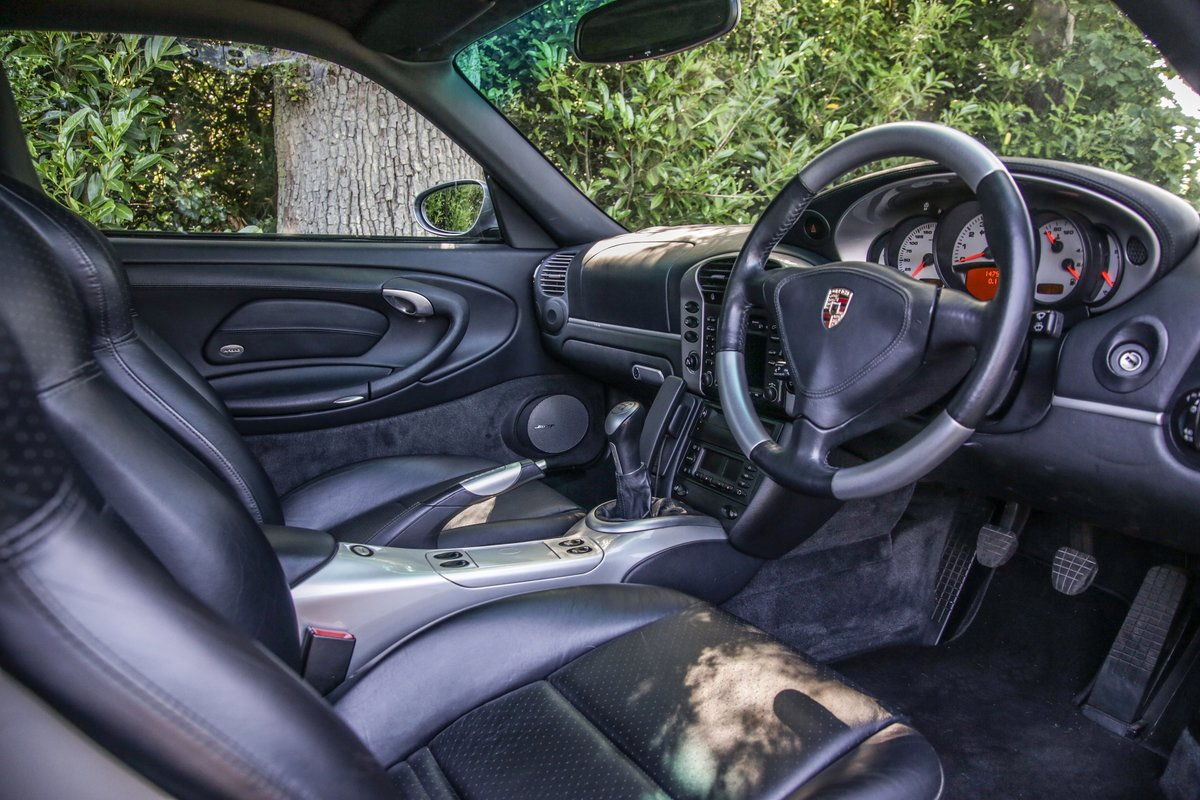 2001 Porsche 996 Turbo Coupe For Sale (picture 6 of 20)