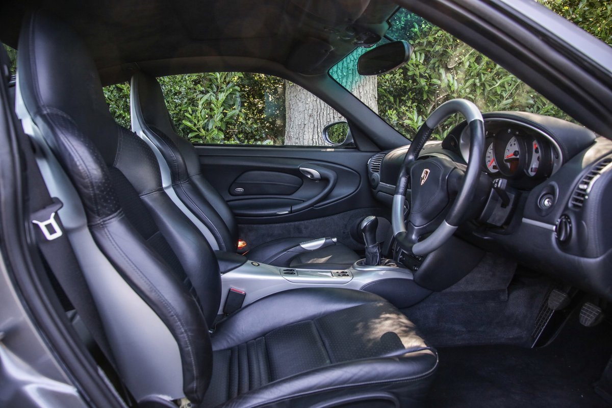 2001 Porsche 996 Turbo Coupe For Sale (picture 7 of 20)