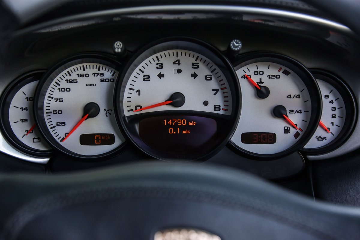 2001 Porsche 996 Turbo Coupe For Sale (picture 9 of 20)