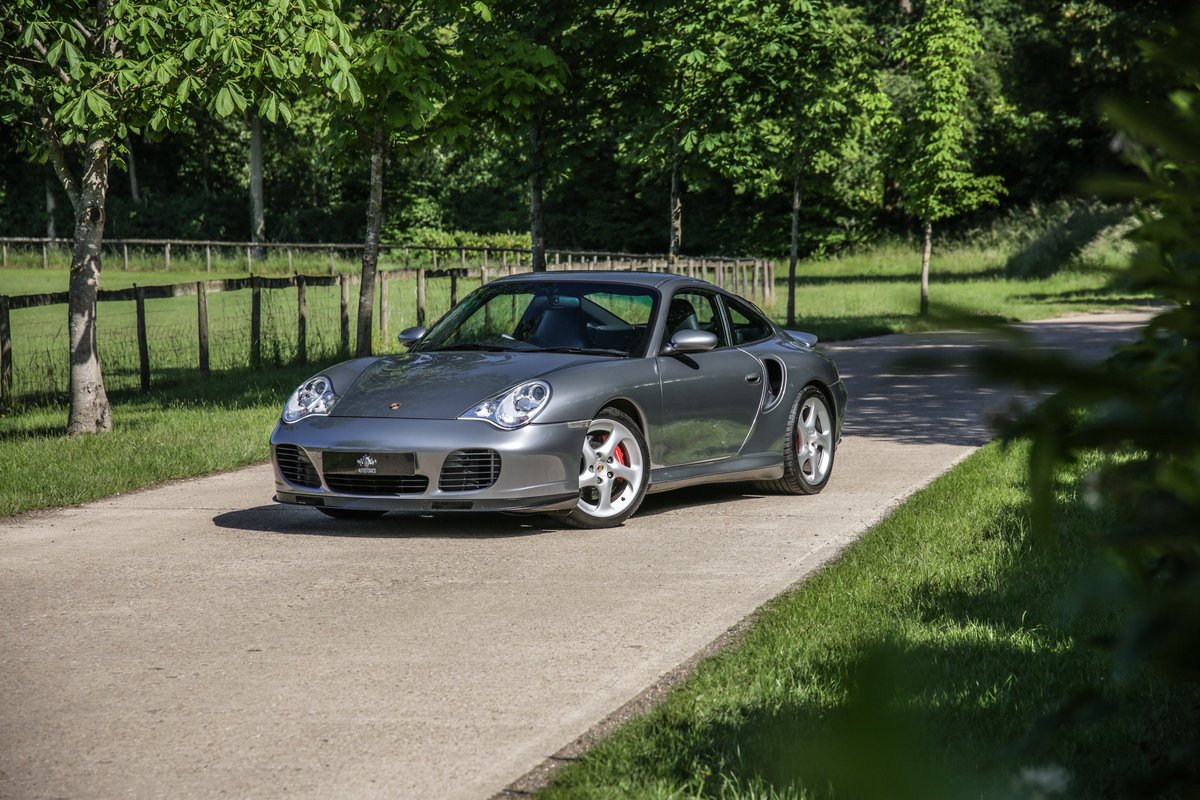 2001 Porsche 996 Turbo Coupe For Sale (picture 17 of 20)
