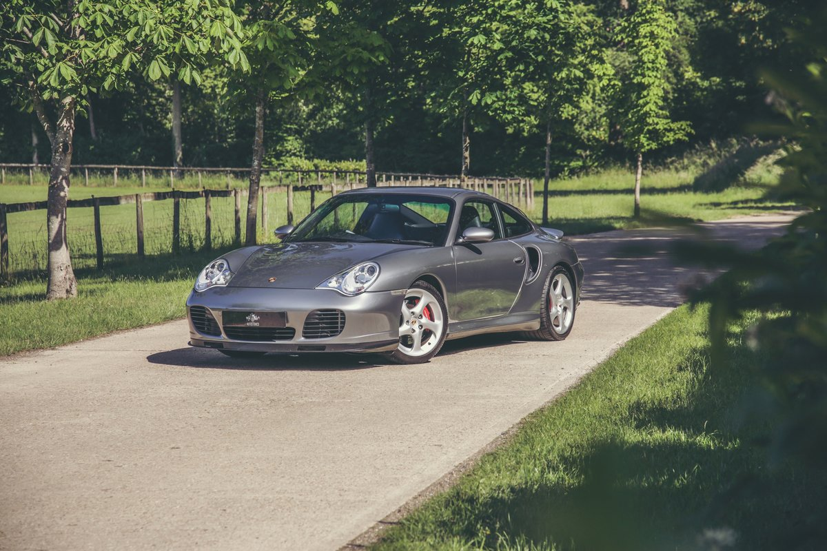 2001 Porsche 996 Turbo Coupe For Sale (picture 18 of 20)