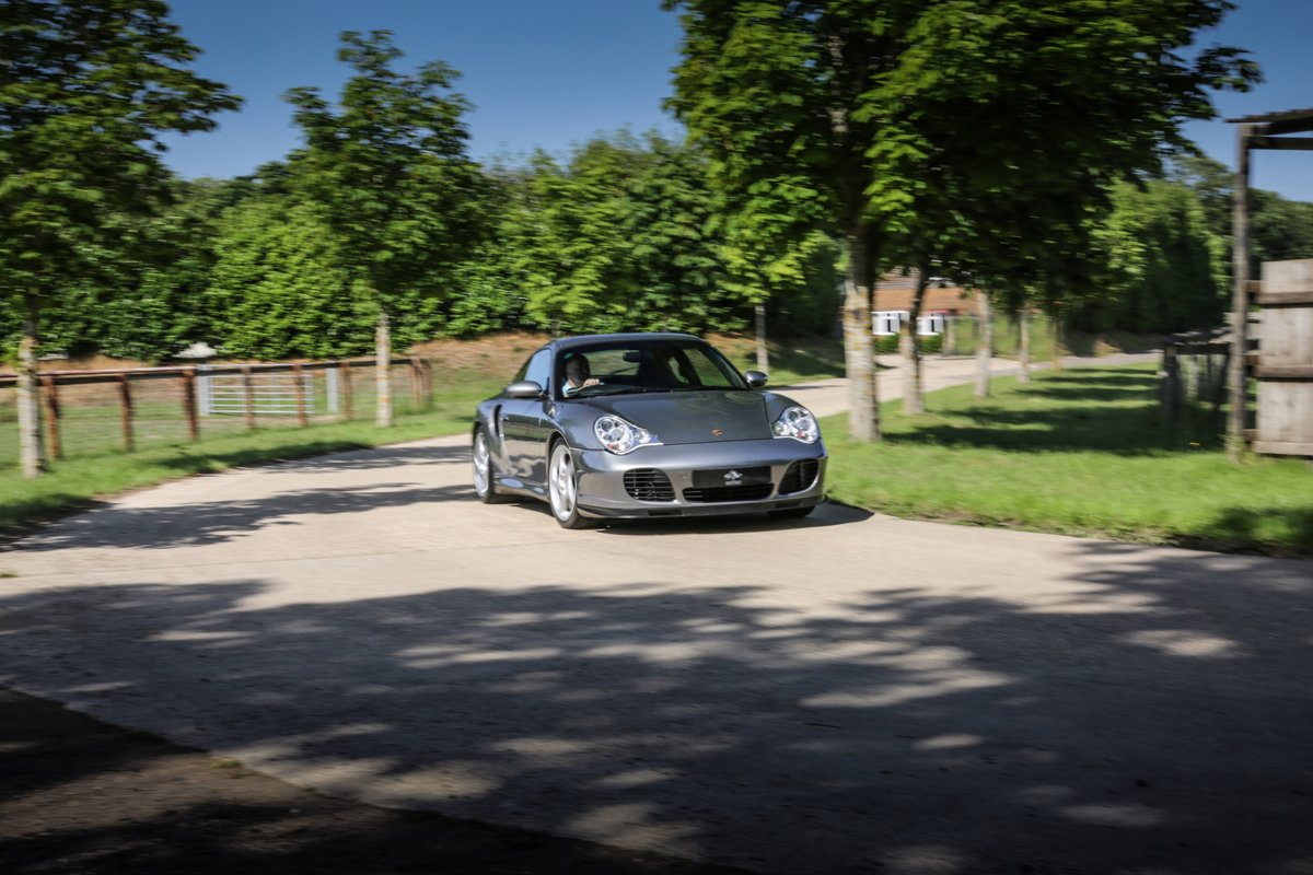 2001 Porsche 996 Turbo Coupe For Sale (picture 19 of 20)