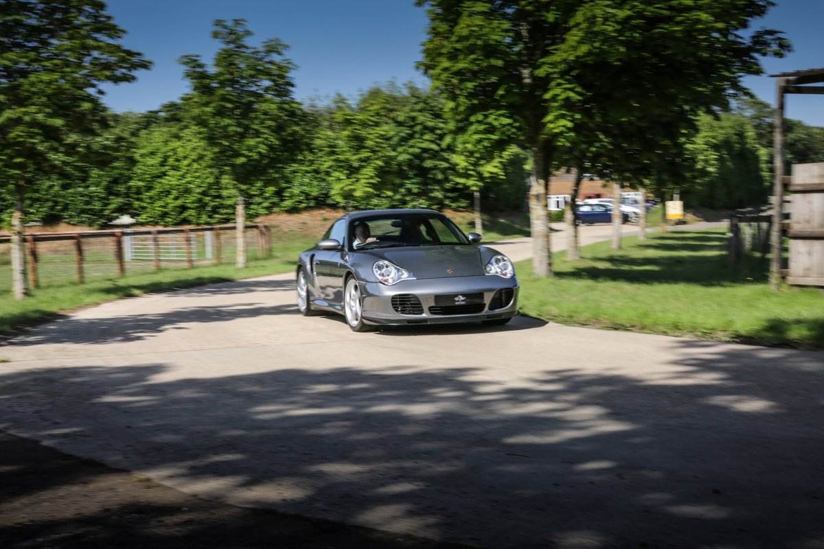 2001 Porsche 996 Turbo Coupe For Sale (picture 20 of 20)