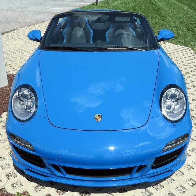 2011 Porsche 911 Speedster For Sale (picture 1 of 6)