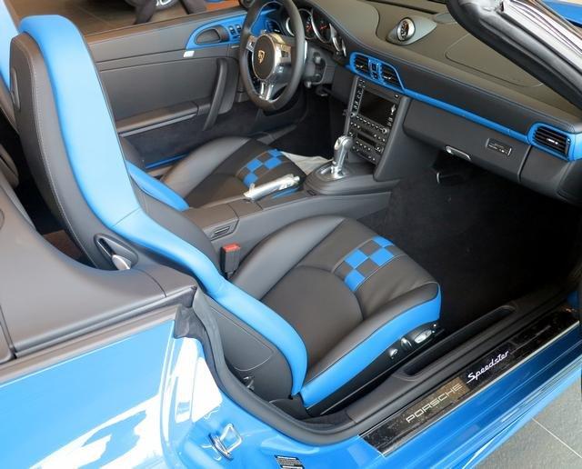 2011 Porsche 911 Speedster For Sale (picture 4 of 6)