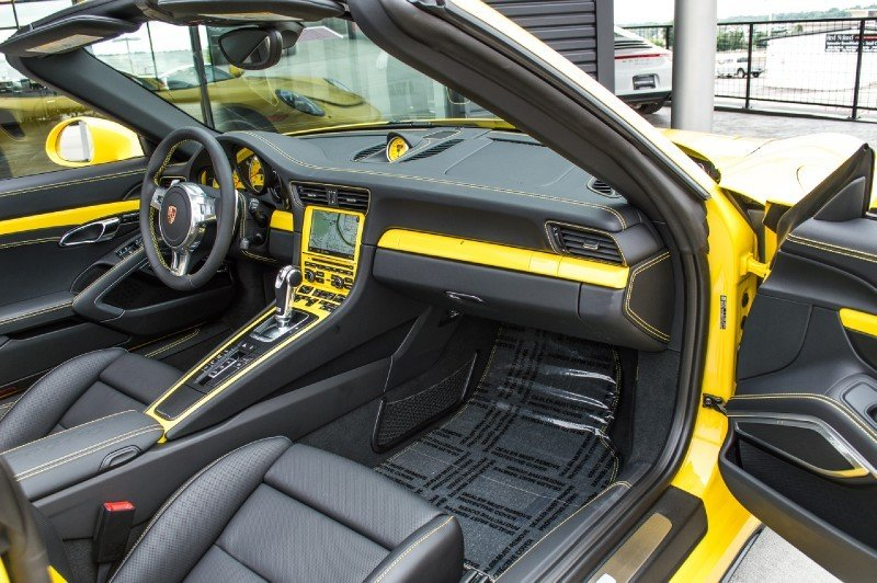 2016 Porsche 911 Turbo S  BY PORSCHE EXCLUSIVE For Sale (picture 4 of 6)