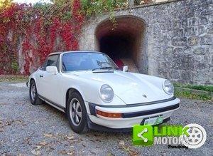 1974 Porsche 911 Targa S 2.7 Sportomatic