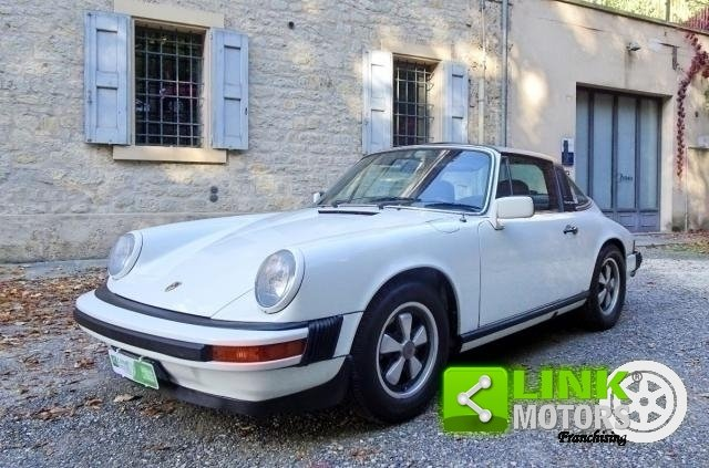 1974 Porsche 911 Targa S 2.7 Sportomatic For Sale (picture 4 of 6)