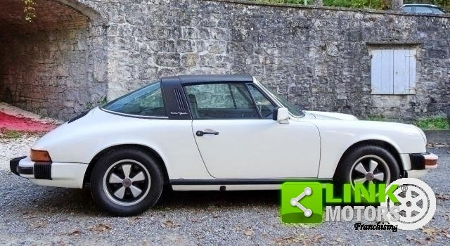1974 Porsche 911 Targa S 2.7 Sportomatic For Sale (picture 5 of 6)