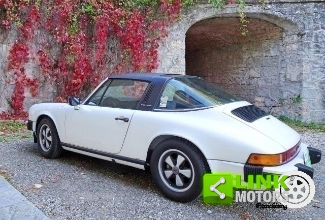 1974 Porsche 911 Targa S 2.7 Sportomatic For Sale (picture 6 of 6)