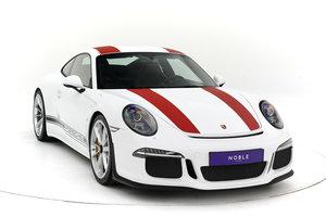 2016 Porsche 911R (991)