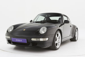 1997 Porsche 993 Carrera 4S For Sale by Auction