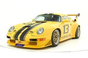 1993 Porsche 911 (993 speedster look) For Sale by Auction