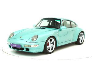 1996 Porsche 993 Carrera 4S For Sale by Auction