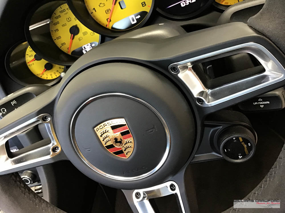 2018 Like new Porsche 991.2 Carrera T manual For Sale (picture 5 of 6)