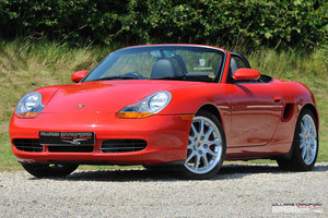 2001 Immaculate, low miles Porsche 986 Boxster S manual For Sale