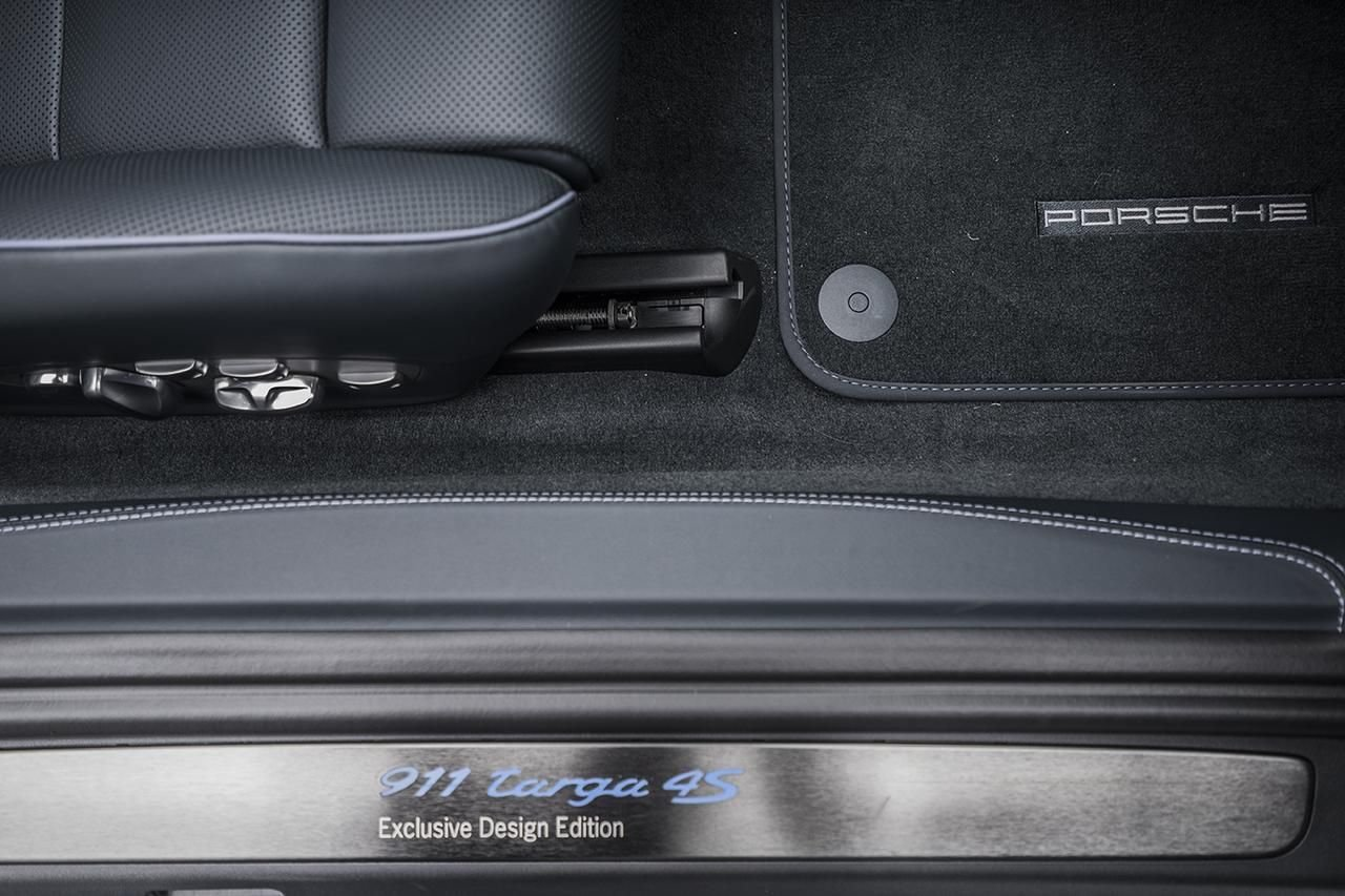 2017 Porsche 911 Targa 4S Exclusive Design For Sale (picture 2 of 6)