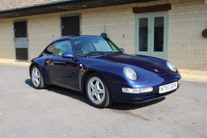 1996 PORSCHE 993 TARGA MANUAL – 98,000 MILES
