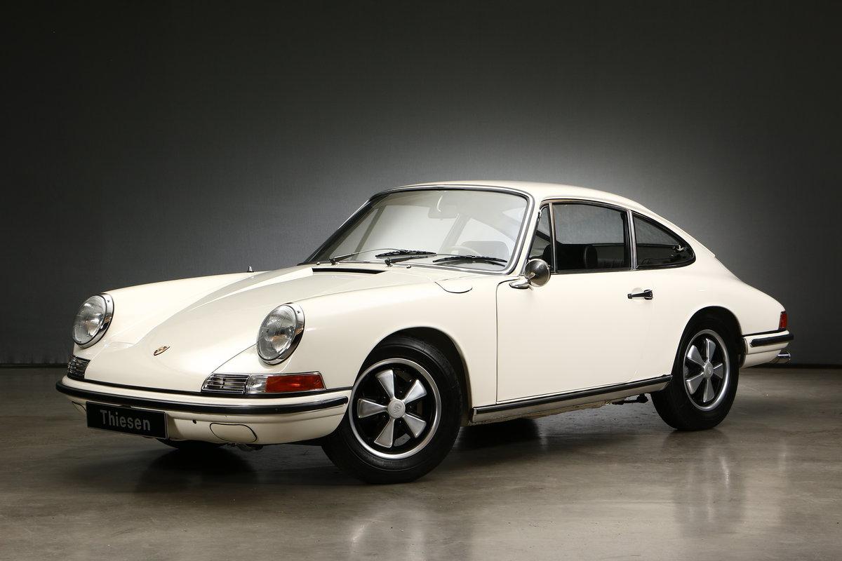 1968 Porsche 911 L 2,0Ltr. Coupé SWB For Sale (picture 1 of 6)
