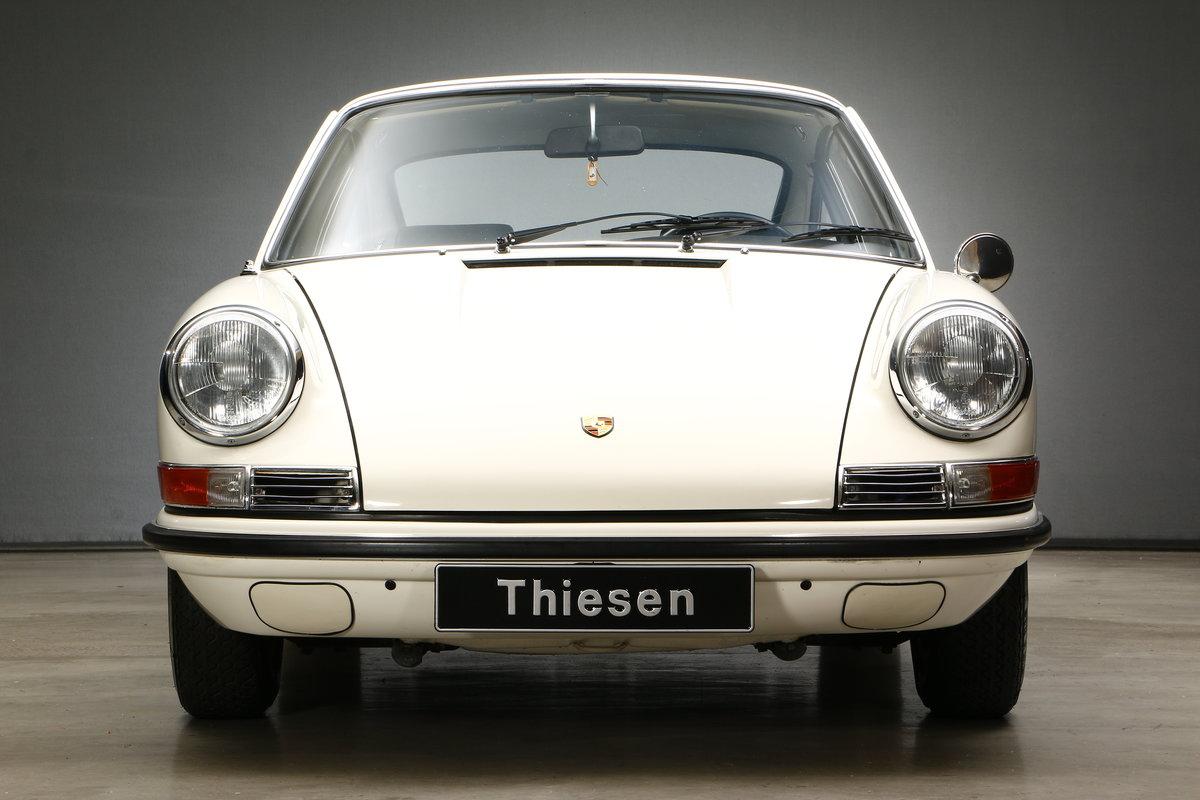 1968 Porsche 911 L 2,0Ltr. Coupé SWB For Sale (picture 3 of 6)