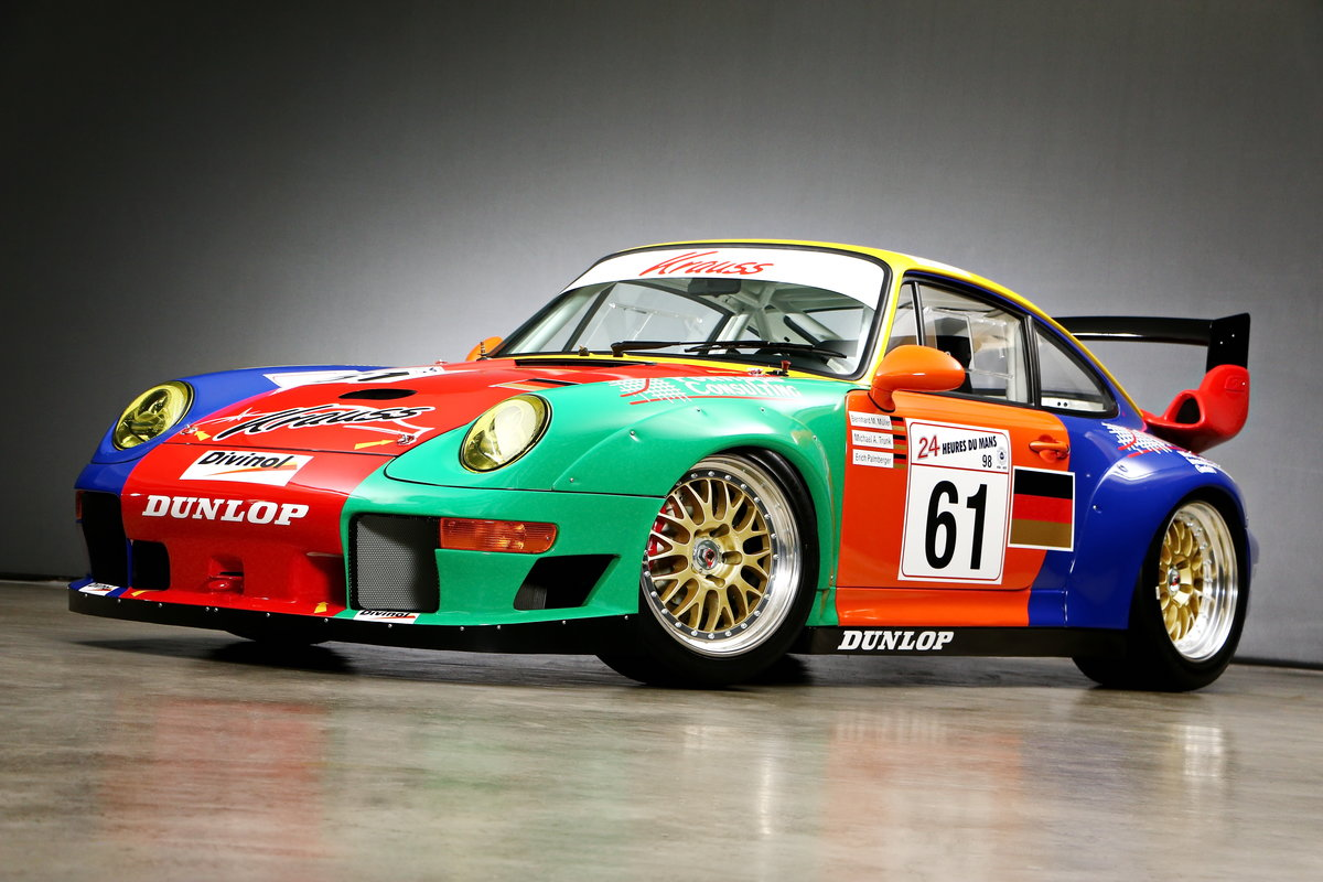 1996 Porsche 993 GT2 R For Sale (picture 1 of 6)
