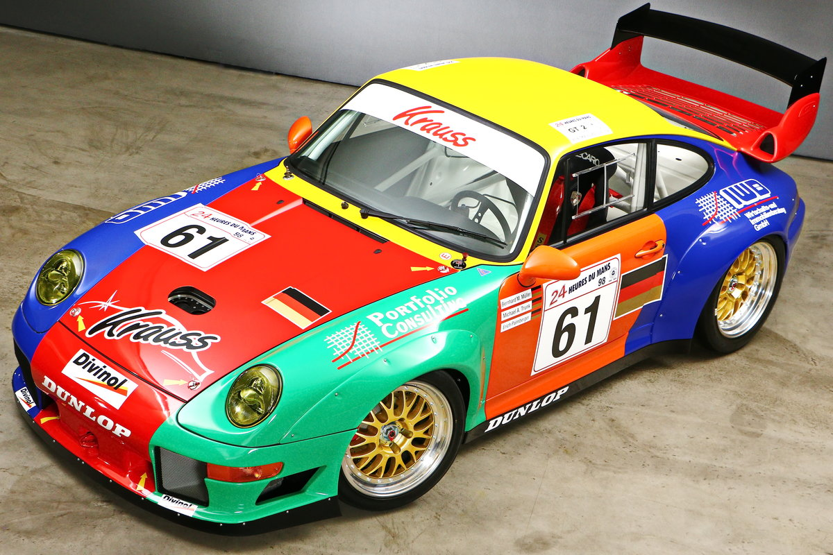 1996 Porsche 993 GT2 R For Sale (picture 2 of 6)