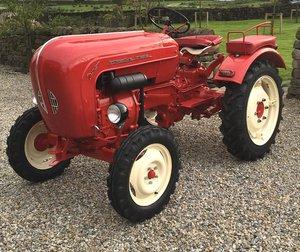 1959 Porsche 109 Junior Tractor