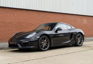 2014 Porsche Cayman GTS For Sale In London (RHD)