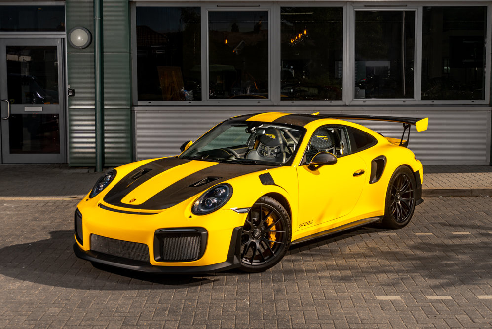 Porsche GT2 RS 2018 For Sale (picture 1 of 6)