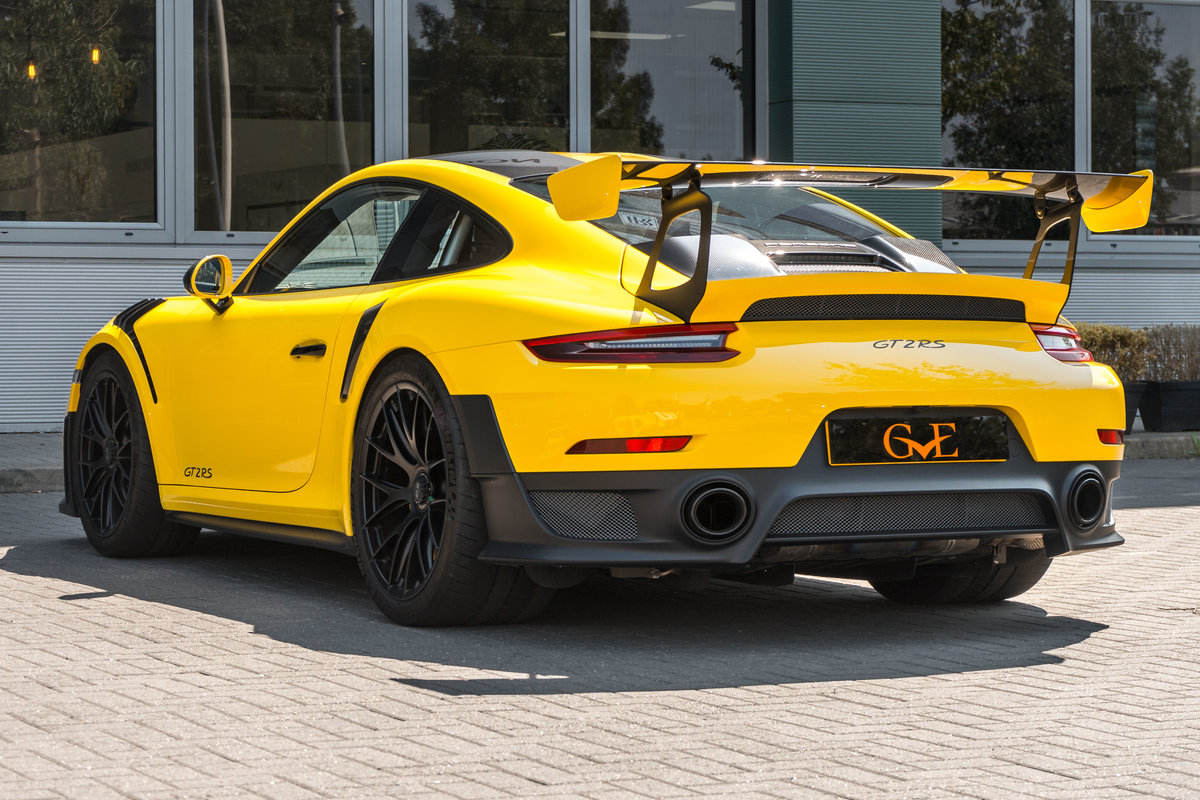 Porsche GT2 RS 2018 SOLD (picture 3 of 6)