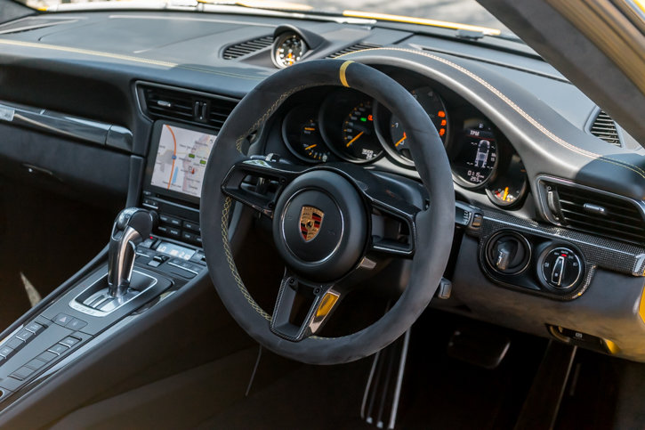 Porsche GT2 RS 2018 SOLD (picture 4 of 6)
