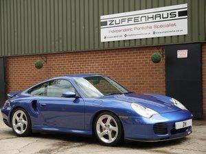 2001 Porsche 996 Turbo - exceptional car