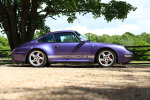Picture of 1998 SPECTACULAR - RARE LOW MILEAGE - 993 C4S MANUAL COUPE For Sale