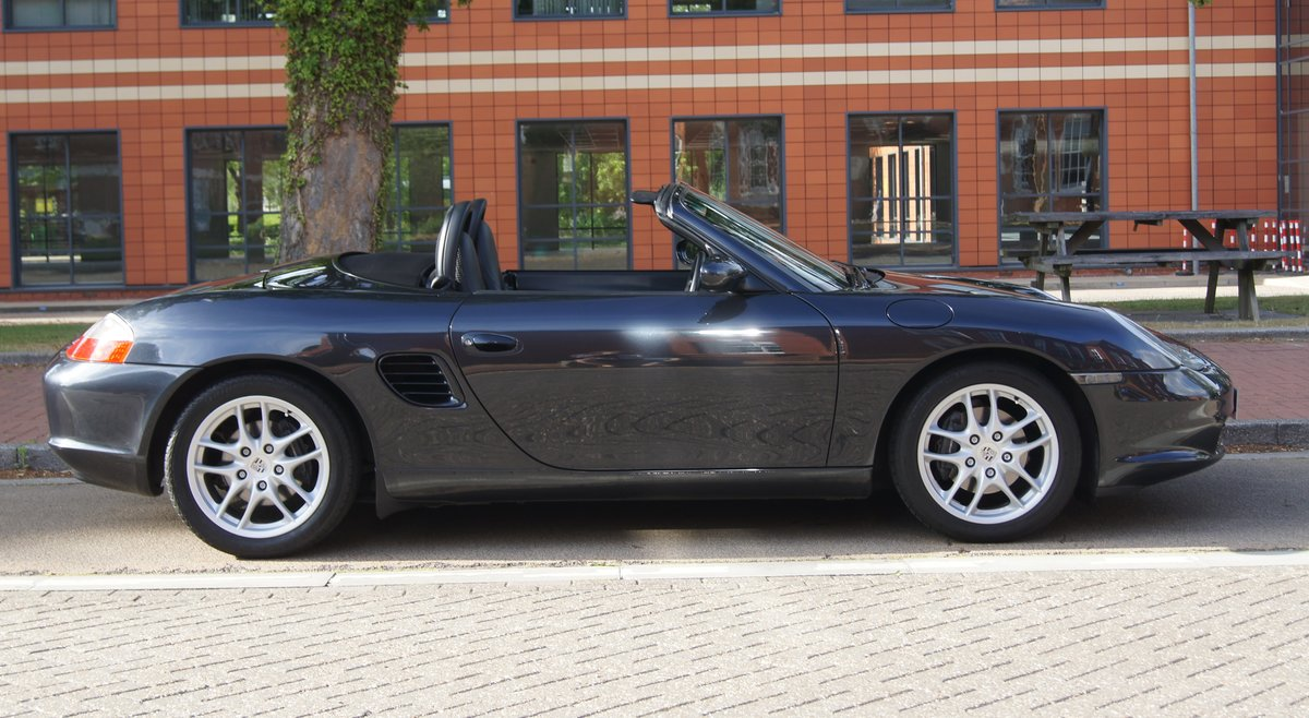 2004 Porsche Boxster 986,  Stunning, Very Low Mileage For Sale (picture 1 of 6)