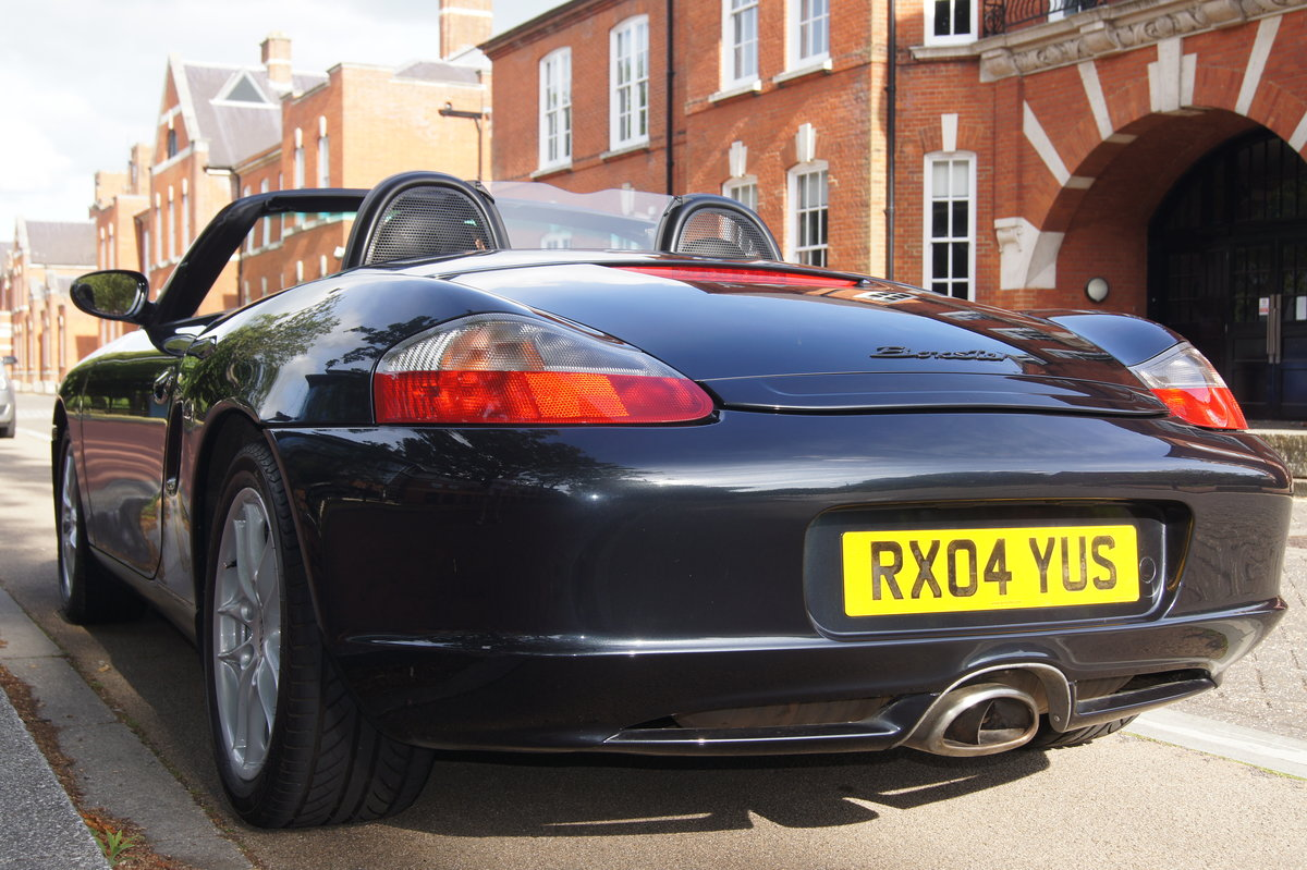 2004 Porsche Boxster 986,  Stunning, Very Low Mileage For Sale (picture 2 of 6)