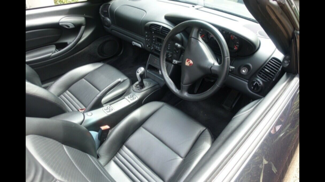 2004 Porsche Boxster 986,  Stunning, Very Low Mileage For Sale (picture 4 of 6)