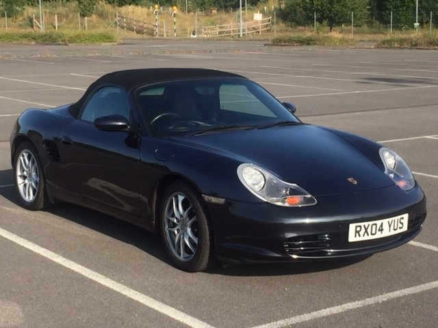 2004 Porsche Boxster 986,  Stunning, Very Low Mileage For Sale (picture 5 of 6)