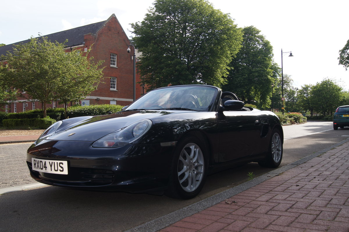 2004 Porsche Boxster 986,  Stunning, Very Low Mileage For Sale (picture 6 of 6)