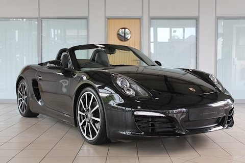 2013 Porsche Boxster (981) 2.7 Manual For Sale (picture 4 of 6)