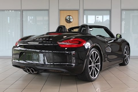 2013 Porsche Boxster (981) 2.7 Manual For Sale (picture 5 of 6)