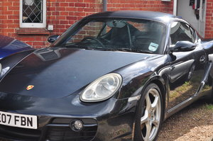 Porsche Cayman 987 2.7L Manual, Fully Loaded