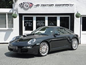 Picture of 2007 Porsche 911 997 Carrera 4 S Manual Basalt Black 28000 Miles! SOLD