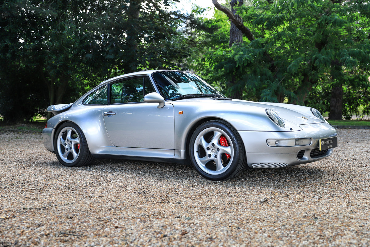 1997 WELL PRESENTED - DESIRABLE CLASSIC - CARRERA S For Sale (picture 1 of 6)