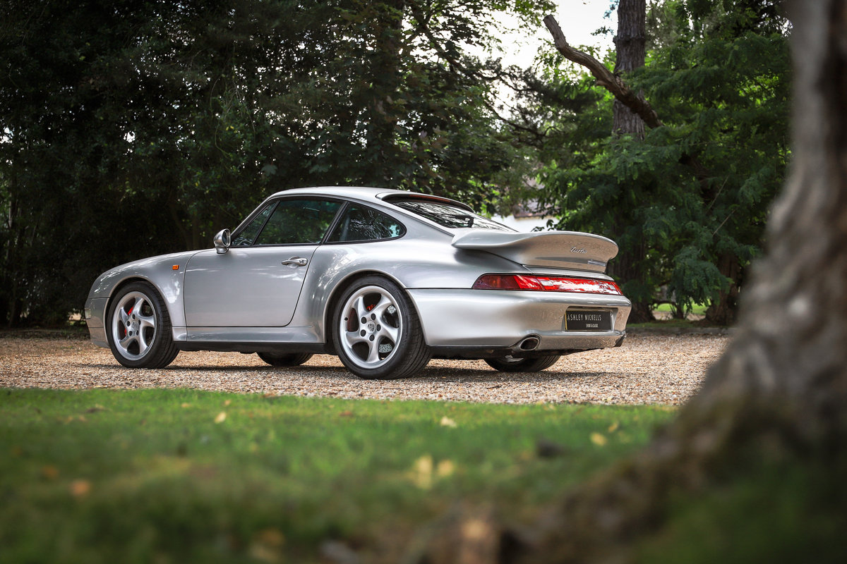 1997 WELL PRESENTED - DESIRABLE CLASSIC - CARRERA S For Sale (picture 2 of 6)